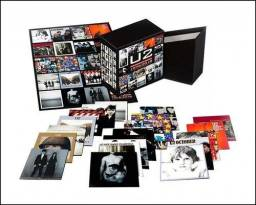 Cd Box U2 The Complete Collection 1976-2018 W19 Albums