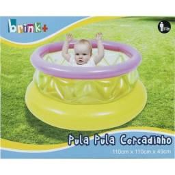 Pula Pula Inflável Cercadinho para Bebes