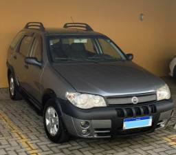 Fiat Palio Weekend Adventure Flex 1.8 2006 - 2006