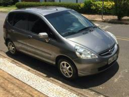 Fit 2007 automático CVT impecável - 2007