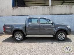 HILUX 2011/2012 3.0 SRV 4X4 CD 16V TURBO INTERCOOLER DIESEL 4P AUTOMÁTICO - 2012
