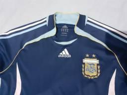 Camisa Seleção Argentina Copa 2006 Futebol