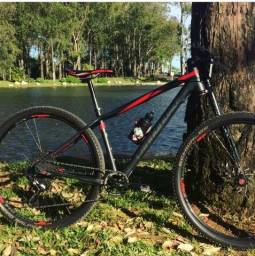 Cannondale Carbon 3 F-si lefty