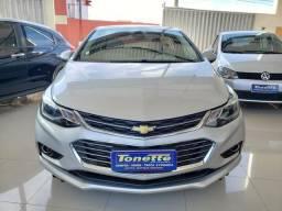 Cruze LTZ Sedan 1.4 16V turbo Flex Automático 4P - 2017