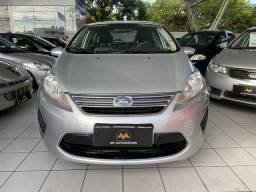 New Fiesta SD 1.6 SE 2011 completo - 2011