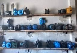 Bombas e motores