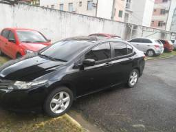 Honda City LX 2012- Flex - R$ 31.500,00