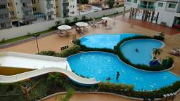 Apartamento mobiliado -Parque Lacqua Di Roma Caldas Novas