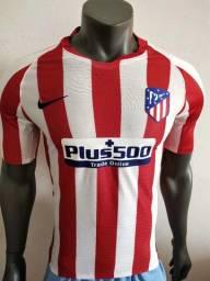 Camisa Atlético Madrid 2020 Jogador Nova!!!! Torrando!!!