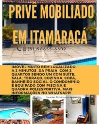 Privê mobiliado em Itamaracá!