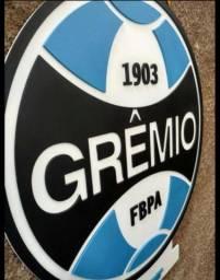 Escudo do Grêmio em MDF