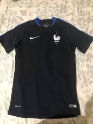 Camisa seleção França original em perfeito estado