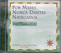 Cd - Por Mares Nunca Dantes Navegados - Phoenix
