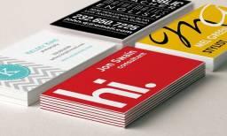1.000 Cartões de Visita por R$ 60,00