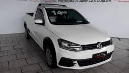 VW Saveiro Trend 1.6 Completa (-Ar) Impecável