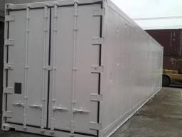 Título do anúncio: vendo container refer refrigerado novo 0km