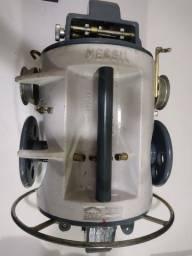 Máquina de espinar cabos 2 rolos MECSIL - PRATICAMENTE NOVA