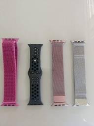Título do anúncio: Pulseiras para smart watch em Sete Lagoas