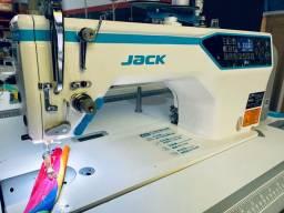 Título do anúncio: Máquina de Costura Reta Eletrônica com Cárter Blindado JACK A5E