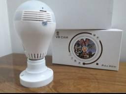 Título do anúncio: Câmera lâmpada espiã ( Já deixo configurada )