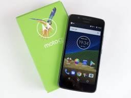 Motorola moto g5 Plus 32gb biometria original aceito troca
