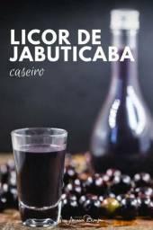 Título do anúncio: Licor de jabuticaba