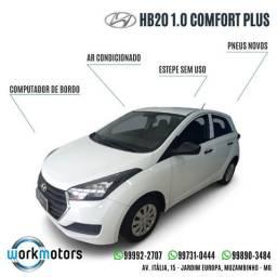 Hyundai Hb20 Comfort Plus  2017 R$42.990