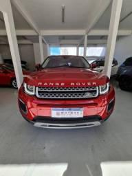 RANGE ROVER EVOQUE 2017/2017 2.0 SE 4WD 16V GASOLINA 4P AUTOMÁTICO
