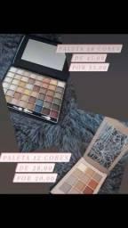 Título do anúncio: Paletas de maquiagem