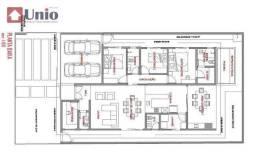 Casa com 3 dormitórios à venda, 163 m² por R$ 990.000 - Loteamento Residencial e Comercial