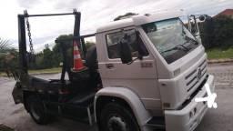 Caminhão Worker 15180 Wolkswagem Poliguindastes Ano 2006 Muito Novo!