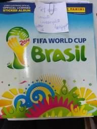 Album de figurinhas Copa do Mundo - Brasil 2014