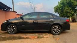 Título do anúncio: Corolla GLI automático 1.8 2010 completo
