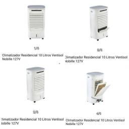 Climatizador Ventisol 10L