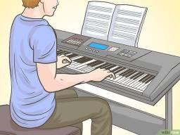 Título do anúncio: Curso de teclado