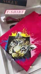 T-shirts variadas