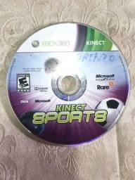Título do anúncio: game Kinect Sports para xbox 360