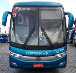 Título do anúncio: Ônibus E12.101 - Mercedes O-500 RSD - 6x2, GTV - Paradiso 1200, 2011