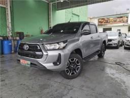 Título do anúncio: Toyota Hilux 2021 2.7 vvt-i flex cd srv 4x2 automático