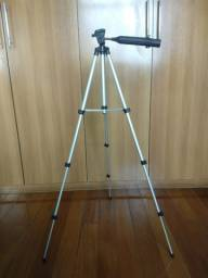 Tripé para Filmadora ou Telefone