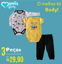 Promoção kit Body