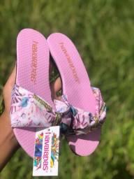 Sandálias Havaianas Laçinho