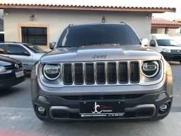 Título do anúncio: jeep renegade limited 1.8 2019