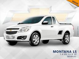 CHEVROLET MONTANA 1.4 MPFI LS CS 8V FLEX 2P MANUAL
