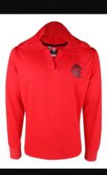 Camisa Manga Longa Flamengo Oficial