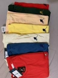 Camisa Crosby básica