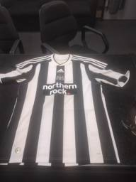 CAMISA OFICIAL DO NEWCASTLE - ING