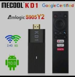 Título do anúncio: Mecool kd1 stick