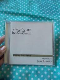 CD Radamés Gnattali versão violão brasileiro interpretado por John Kennedy