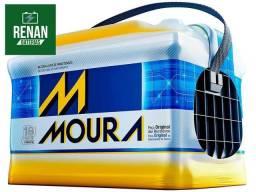 Bateria Moura 24 meses de garantia corolla jetta gol